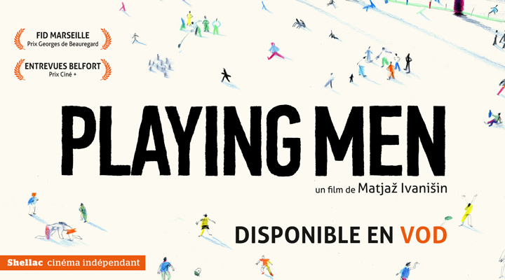 Playing Men, disponible en VOD