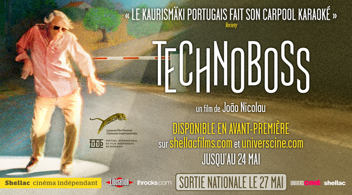 Technoboss, disponible en VOD